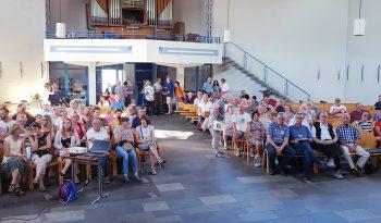 Bürgerversammlung Grummer Teiche 2019